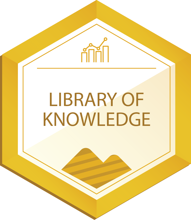 LIBRARY OF KNOWLEDGE