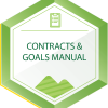 Contracts and Goals Manual Icon