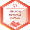 Selling and Referrals manual icon